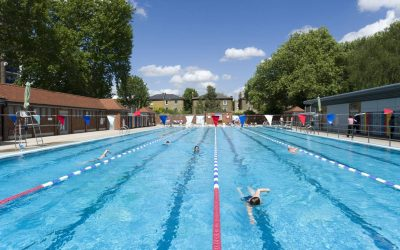 Lido loving, 12 of London's best outdoor pools